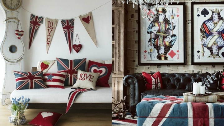 Ideas para decorar con estilo british